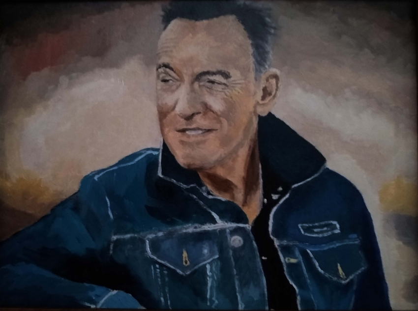 Bruce Springsteen par rhusband58